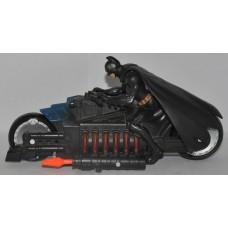 Batman Begins Armored Speed Bike with Batman Figure