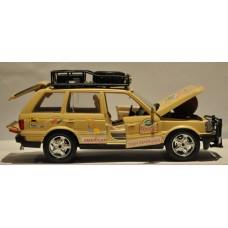 BBurago 1/26 Scale Range Rover Land Rover 2001