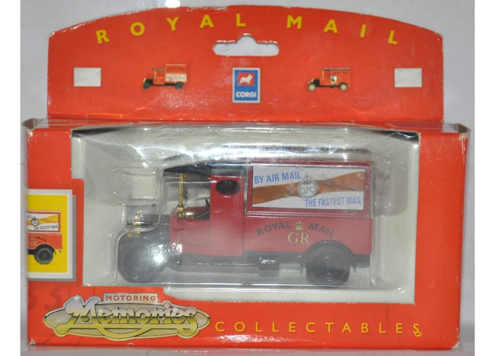 Corgi Royal Mail Delivery Van No 61201