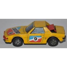 Corgi Fiat X19 Race Car