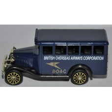 Corgi Bedford Bus British Overseas Airways Corporation