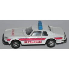 Corgi Jaguar XJS Police Car