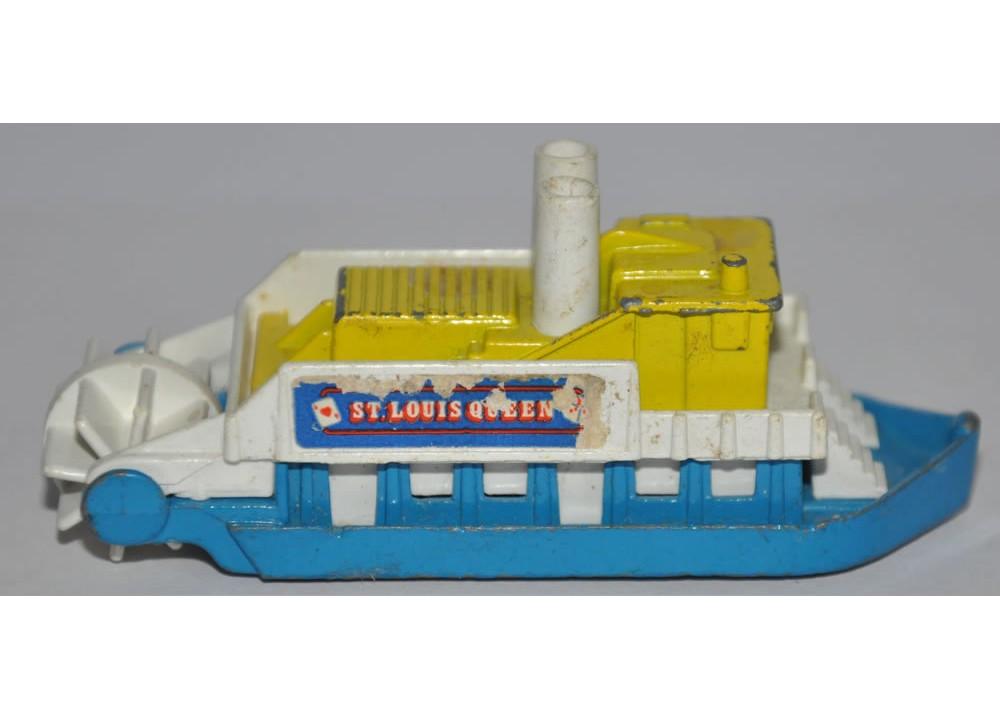 Corgi St Louis Queen Paddle Steamer