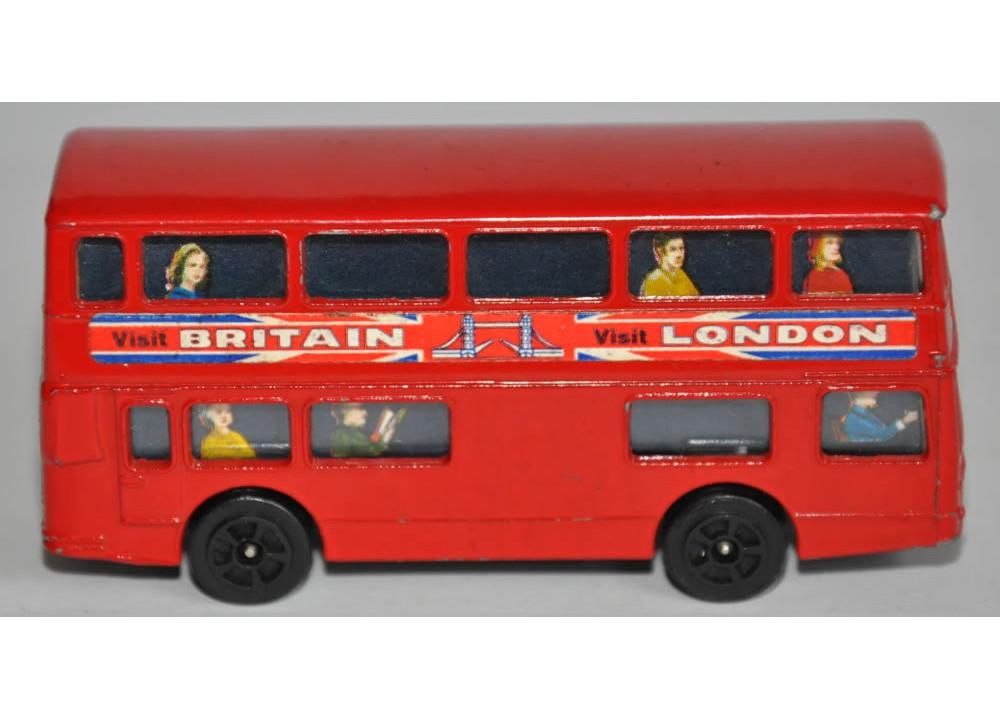 Corgi Daimler Fleetline Double Deck Bus