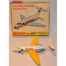723 Hawker Siddley Plane