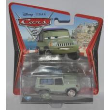 Disney Pixar Cars Miles Axlerod
