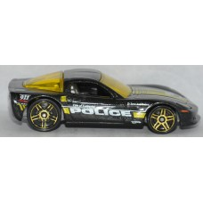 Hot Wheels Corvette