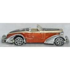 Hot Wheels Auburn
