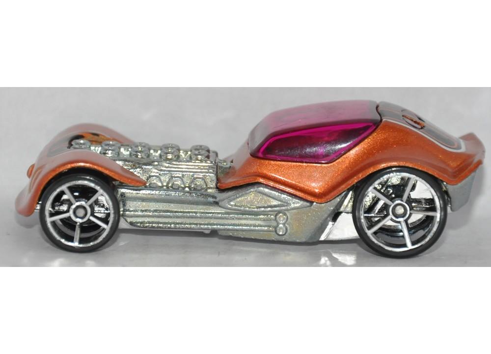 Hot Wheels Dieselboy