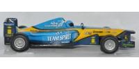 Hot Wheels Team Spirit Indy Racing Car