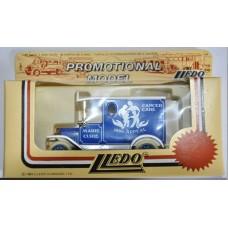 Lledo Marie Curie Model T Ford Van