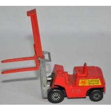 Matchbox Fork Lift Truck