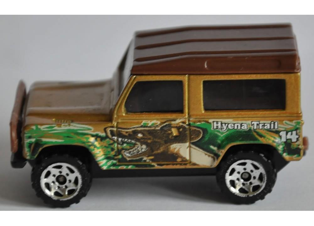 Matchbox Land Rover Ninety  / 90