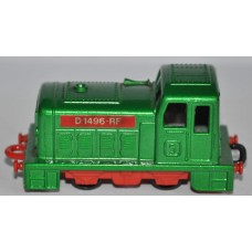 Matchbox Superfast Diesel Locomotive Shunter Train - No 24
