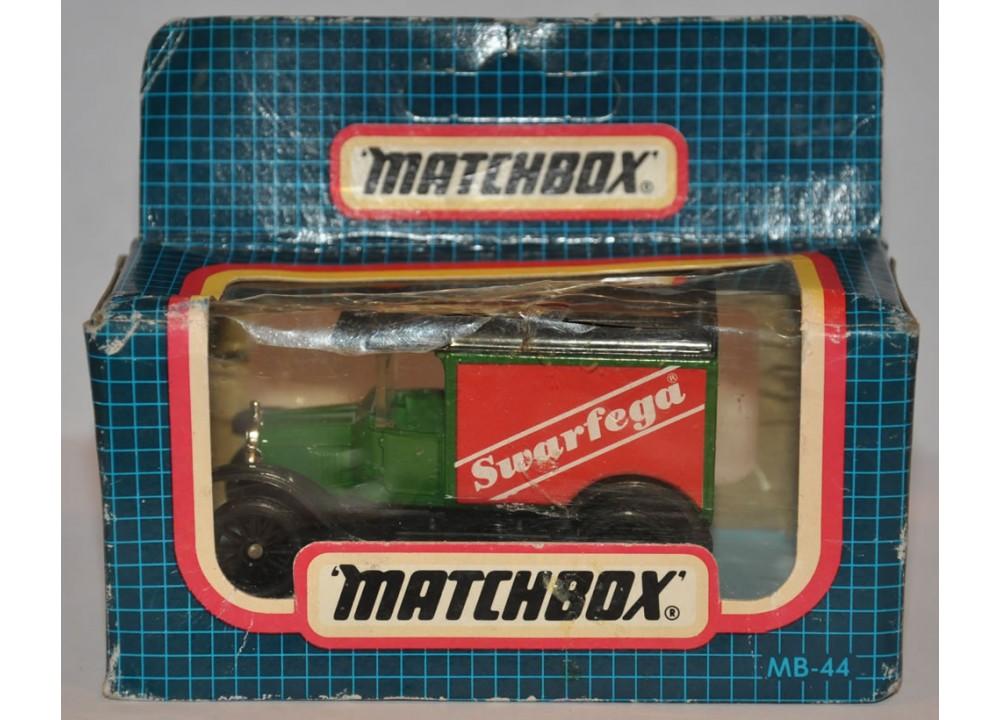 Matchbox Model T Ford