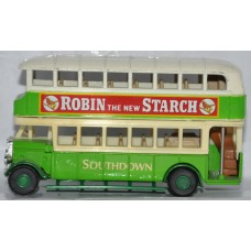 Matchbox Leyland Titan TDI Bus
