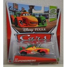 Disney Pixar Cars Rip Clutchgoneski 2013 1:55 Scale BNIC Diecast Metal Kids Toy
