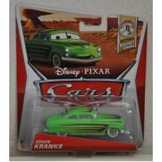 Disney Pixar Cars Edwin Kranks 1:55 Scale BNIC Diecast 2013 Kids Toy Car