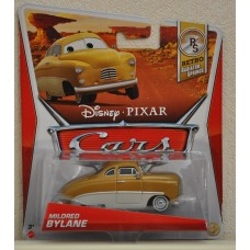 Disney Pixar Cars Mildred Bylane BNIC Retro Radiator Springs 1:55 Diecast Toy