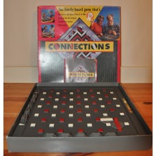 Vintage Tom McNamara Connections Board Game Puzzle Complete Boxed & Instructions