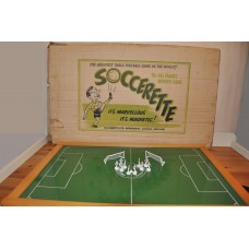Vintage Soccerette Magnetic Football Game 4 Spares Repairs ONLY