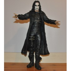 """Neca The Crow Eric Draven 18"""" Action Figure with Motion Activated Sound Toy"""