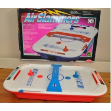 Air Slammers Air Hockey Game Complete Boxed VGC In full Working Order