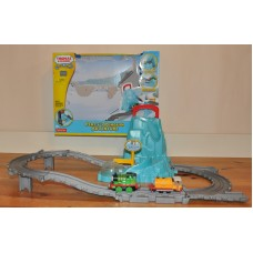 Fisher Price Thomas & Friends Railway Percys Penguin Adventure Playset Kids Toy