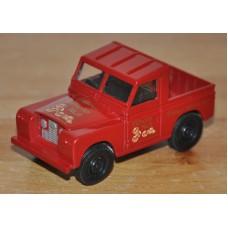 Corgi Land Rover Cadburys Whole Nut Diecast Metal Kids Toy Car
