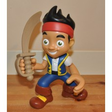 Jake and the Neverland Pirates Yo Ho Lets Go Jake Talking Action Figure Kids Toy