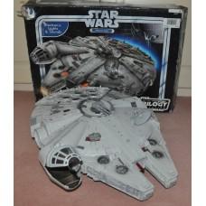 Star Wars Millennium Falcon The Original Trilogy Collection Vintage Toy VGC