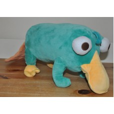 Disney Phineas Perry With Sounds Cuddly Soft Plush Kids Toy Approx 16cm tall