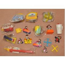 McDonalds Happy Meal Mixed Figures & Vehicles Loose & BNIB Collectibles Toys