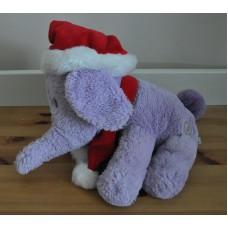 Lumpy Heffalump Plush Disney Store Exclusive Winnie the Pooh Purple Elephant