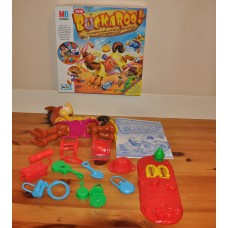 Buckaroo MB Games Hasbro 3 Skill Levels Easy to Set Up Complete Kids Game