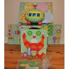 In The Night Garden Ninky Nonk Cbeebies Spin & See MB Games Boxed Complete Toy