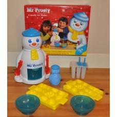 Hasbro MR Frosty Crunchy Ice Maker Hasbro 1999 Vintage Toy Set Boxed