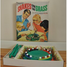 Vintage Snakes in the Grass 1969 Peter Pan Playthings Boxed Great Condition