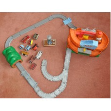 Thomas the Tank Engine Morgan Mine Tunnel Tracks & Diecast Trains Bundle Toys