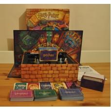 Harry Potter and the Philosophers Stone Trivia Game Board Game Complete Boxed