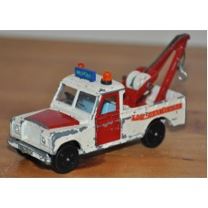 Dinky Toys Land Rover 109 WB Motorway Rescue Pickup Truck Diecast Vintage Toy
