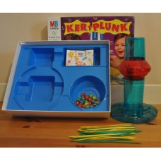 Ker Plunk Kerplunk Game by MB Games Vintage 1992 Boxed Great Condition