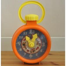 Vintage Rhyme Time Clock Live & Learn No LL 800 Matchbox Lesney 1972 Kids Toy