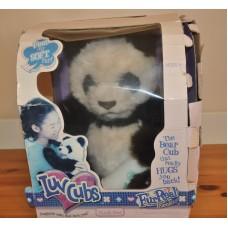 FurReal Panda Bear Interactive Luv Cub Hasbro Tiger Electronics Boxed Kids Toy