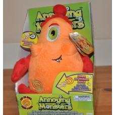 Alfred Orange Aggravating Annoying Monsters Jumpin Banana BNIB Kids Toy