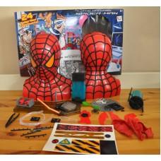 The Amazing Spiderman Laboratory Playset 24 Spider Man Experiments IMC TOYS