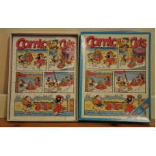 Comic Cuts Looney Tunes Porky Pig 50 Large Piece Puzzle By Arrow 1979 Vintage