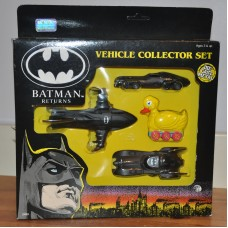 Batman Returns Batmobile Vehicles Collector Set No 2489 Diecast Metal Models Toy