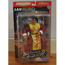 Lau Chan Virtual Fighter 4 Action Figure By Sega Game Pro Series 2 Boxed Toy