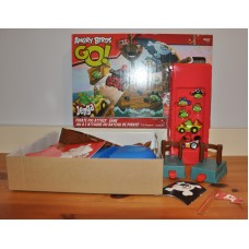 Angry Birds Go Pirate Pig Attack Board Game Kids Toys